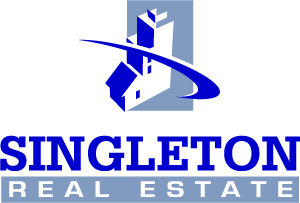 singleton real estate logo