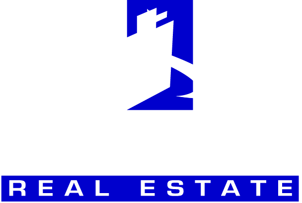 singleton real estate logo reverse
