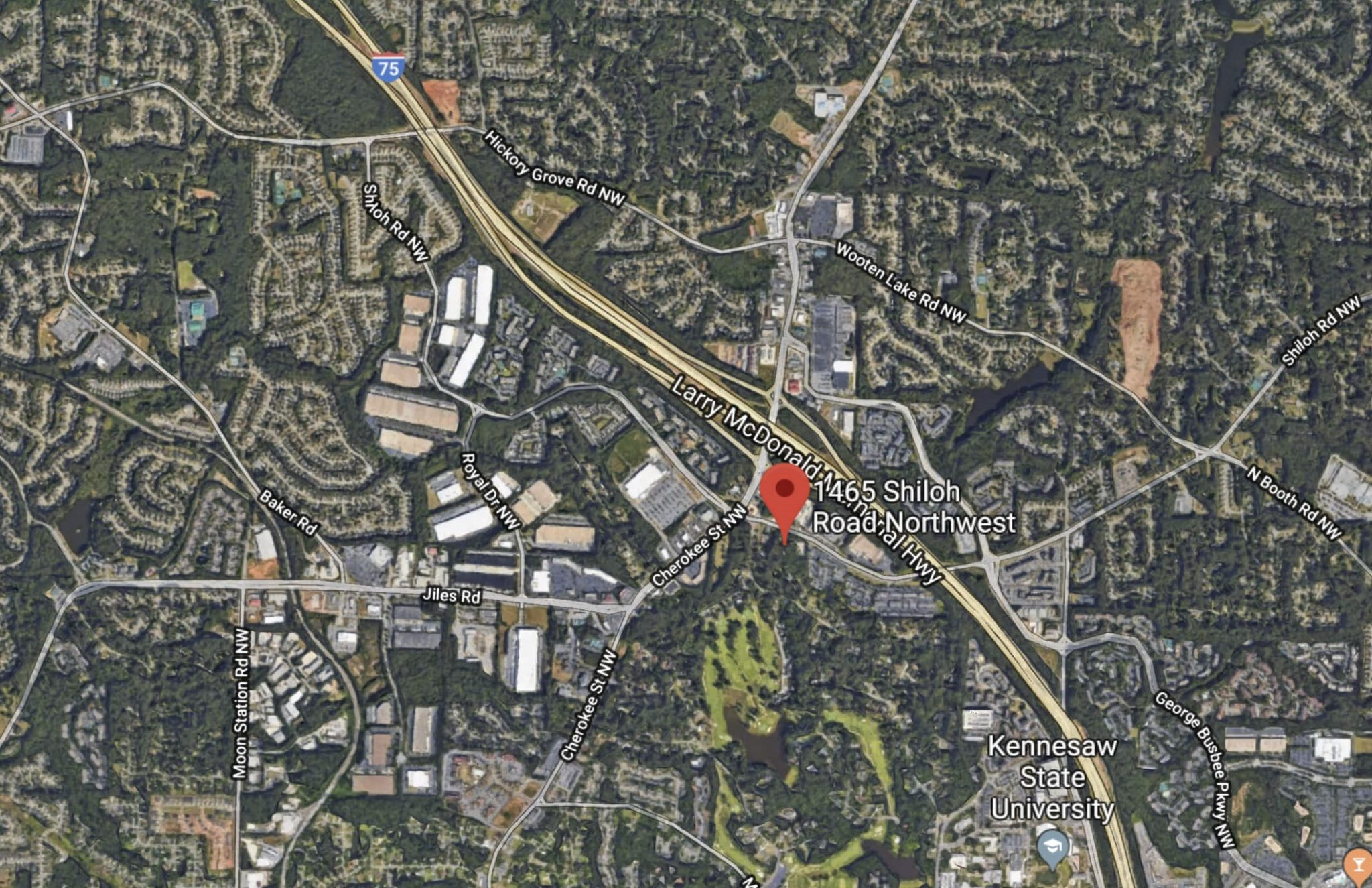 kennesaw land for lease