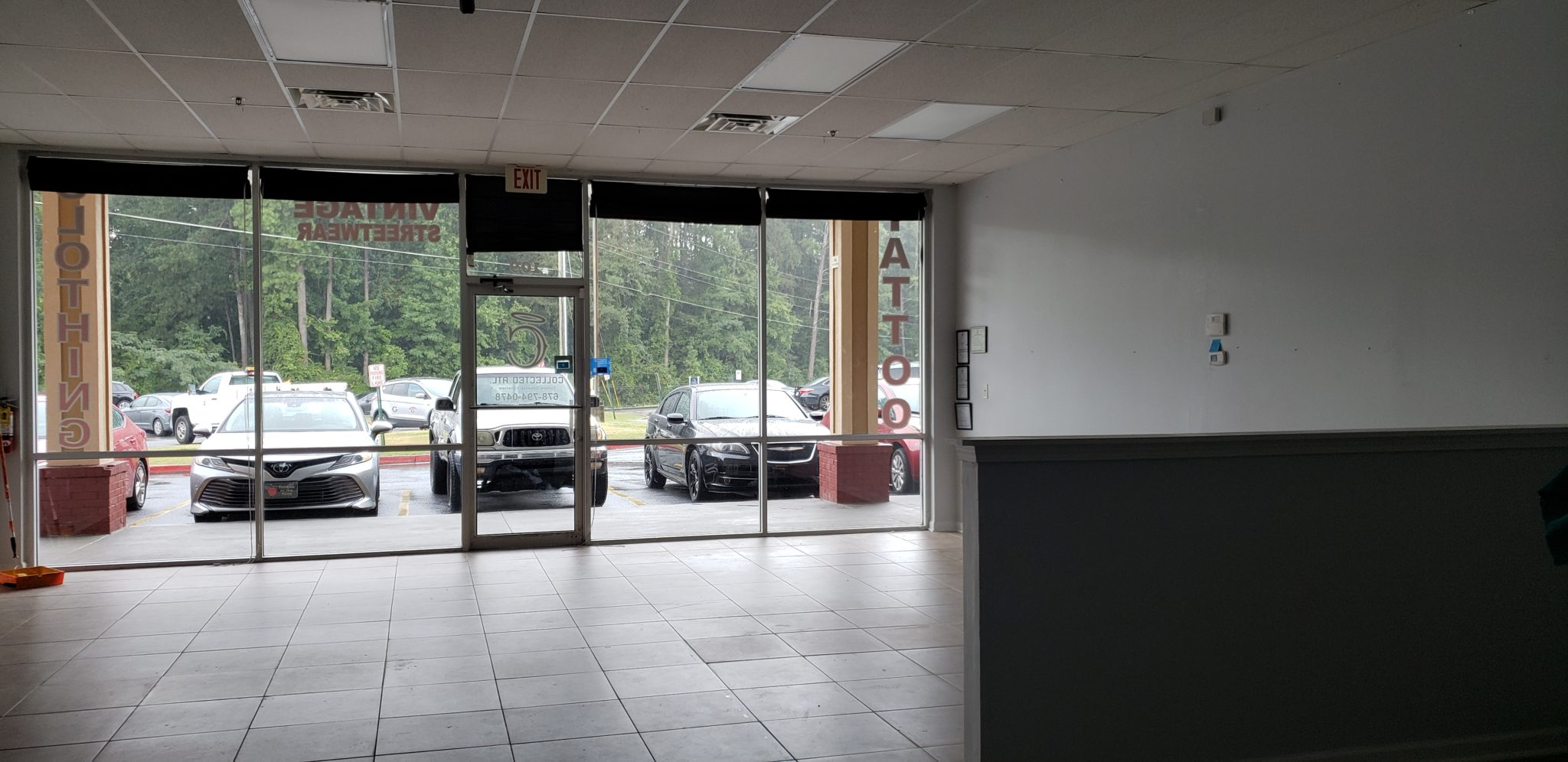 retail space available leasing kennesaw monthly