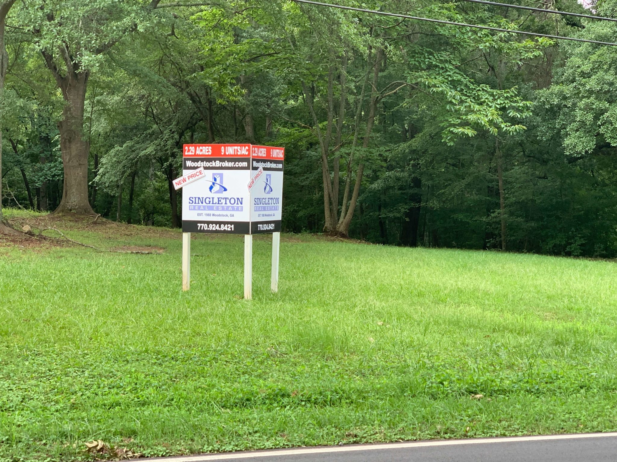 singleton dupree road land