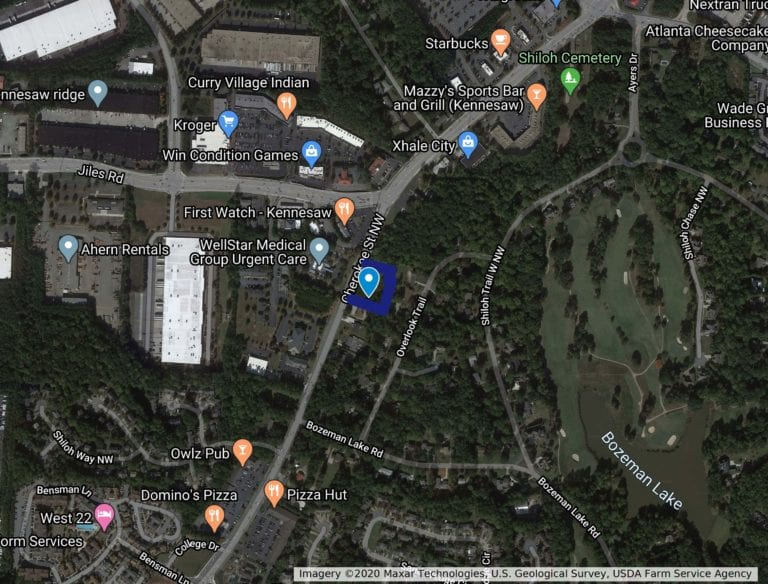 kennesaw land for sale map